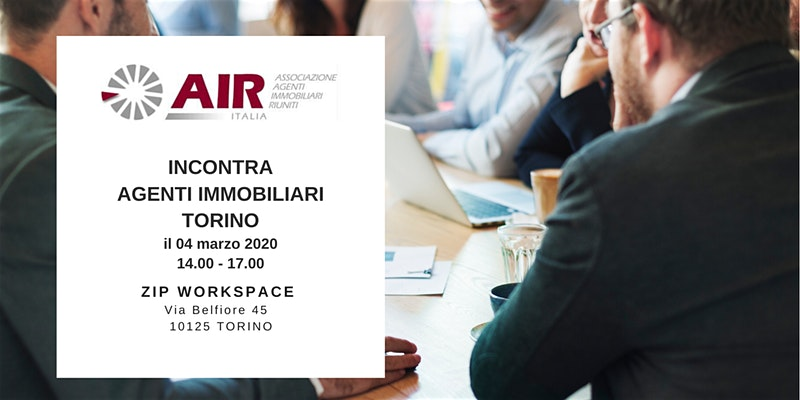 TORINO: AIR ITALIA si presenta e incontra gli Agenti Immobiliari.
